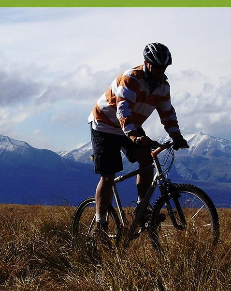 Alpine Classic Tour - starting ChCh